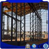 China prefabricó edificios de acero ligeros materiales de encargo en venta