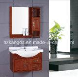 純木の浴室用キャビネットの純木の浴室の虚栄心(KD-442)