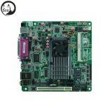 Мини-Itx материнская плата с D525, двойной VGA