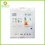 Cuelga más populares de la luz de LED Panel con gran cantidad de lúmenes