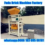 Kleine Habiterra Block-Maschine mit Qualität von China