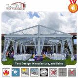 Erstklassiges transparentes Hochzeitsfest-Zelt für im Freienereignis