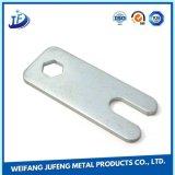 Hohe Präzisions-Tiefziehen-Aluminiumlegierung-Herstellung, die Teile stempelt