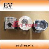 Apto para o Motor Kubota D750 D850 D1803 D1703 D1403 Biela mancal de rolamento da biela definido