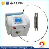 Fettspaltung-Fettabsaugung-Laser Nd YAG des Peking-Lieferanten-25W Laser-Fettabsaugung Lipo Laser 2017 mit Leiter der Faser-1064nm