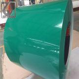 A cor da pintura de CGCC Nipónico revestiu a bobina de aço PPGL para telhar Materia