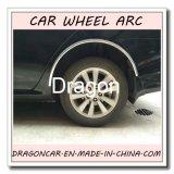 Tutti gli ordinamenti dell'arco adatto della rotella di automobile dell'automobile