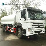 Sinotruk HOWO 14m3 10m3 caminhão tanque petroleiro de água para venda
