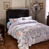 Erwachsene Bettwäsche stellt Sets des Baumwollluxuxkönig-Schlafzimmer ein