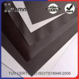 Гибкий магнитный лист с клейкой лентой или ПВХ