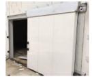 Salle de congélateur en polyuréthane pour la viande de stockage avec la résistance au feu