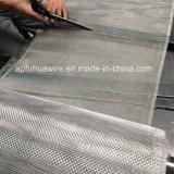 Bonne qualité de l'argent maille de l'écran d'aluminium