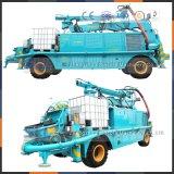 Bras télescopique pliable-bras de pulvérisation Chariot de pulvérisation humide
