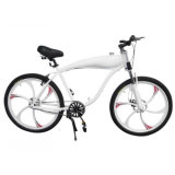Белый Cdh Gt-2b 26-дюймовый газа на велосипеде W/2,4 л газа рамы