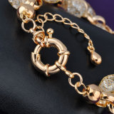 نمو نوع ذهب [جولّري] مجوهرات فتنة بلّوريّة [هندمد] سوار سبيكة سوار