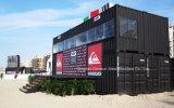 Het prefab Ontwerp van China van het Huis van de Container van de Opslag