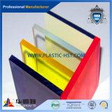 Strato acrilico trasparente della Tabella PMMA di 100% (HUASHUAITE)