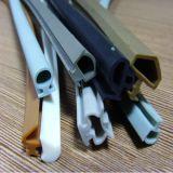Bandes en caoutchouc anti-caloriques de silicones de produit pour la porte de four