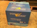 DIN Bluepowerenergy55mf 12V55ah bateria automático sem manutenção