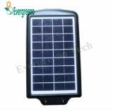 Luzes de rua solares Integrated do preço de fábrica 3 anos de garantia