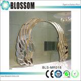 L'ange s'envole le miroir décoratif de miroir d'antiquité de maison royale Shaped de type