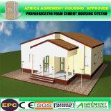 La costruzione prefabbricata modulare di lusso/ha prefabbricato la Camera del container per lo standard dell'Africa