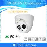 De Camera van de Oogappel van kabeltelevisie van de Veiligheid van Hdcvi Poc IRL van Dahua 2MP (hac-hdw1200em-POC)