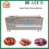 Машина шелушения моющего машинаы шайбы картошки и сладкого картофеля