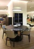 Tabella pranzante di legno della Tabella moderna della sala da pranzo (E-33)