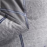 安いホーム織物のキルトのMicrofiberのファブリックによってキルトにされる羽毛布団の慰める人