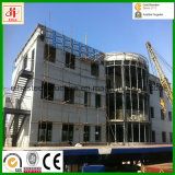 Офисное здание стальной структуры 3 рассказов с стеклянной стеной Африкой