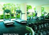 Резиновые спортзал кафельным полом Professional для тяжелого оборудования комнаты от -50 до мм