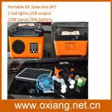 kit solare portatile di CC del comitato 10W mini per iPad/telefoni/indicatore luminoso