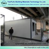 Camera del contenitore dell'indicatore luminoso di basso costo con il balcone