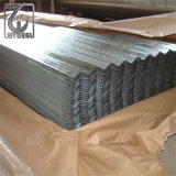 лист толщины 0.7mm Corrugated стальной для листа толя