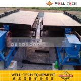 Vector de Wilfley para el mineral de proceso