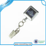 China Cheap Fix Functions Badge Reel com Alligator Clip
