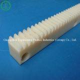 CNC Machining UHMWPE Gear Rack con Highquality