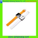 Anti-Lost portátil inteligente Universal de la alarma de seguridad personal de la muñequera reloj alarma SA800