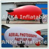 Aerostato gonfiabile dello Zeppelin del piccolo dirigibile per gli eventi