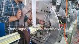 Perfil de plástico máquina de laminação para estampagem com tiras