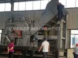 Altmetall, das Maschinen-/Auto-Shell-Reißwolf aufbereitet