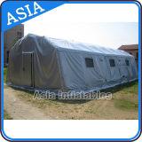 Пвх надувные военных палатку надувные палатка продажи мобильных медицинских палатка