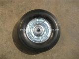 Roda de borracha contínua, roda contínua barata, roda da borracha da alta qualidade