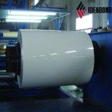 Venta caliente China Proveedor de la bobina de aluminio de recubrimiento PVDF Ideabond