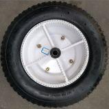 Starkes pneumatisches Gummigut-Luft-Rad des reifen-Rad-4.00-8