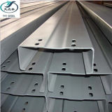 Gi C Canal d'acier de construction de la fabrication