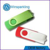Disque de flash USB de torsion de la qualité USB avec le bon prix