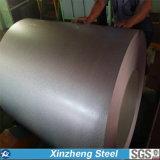 Bobina de acero del Galvalume superior de Aluzinc Zincalume para el material para techos