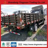 5 veicolo leggero di tonnellata HOWO con il singolo asse